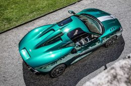 Красота требует жертв: ради Touring Superleggera Arese RH95 распилят 18 Ferrari