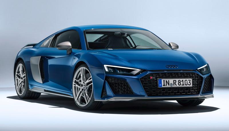 Самая редкая модель Audi вернётся на российский рынок