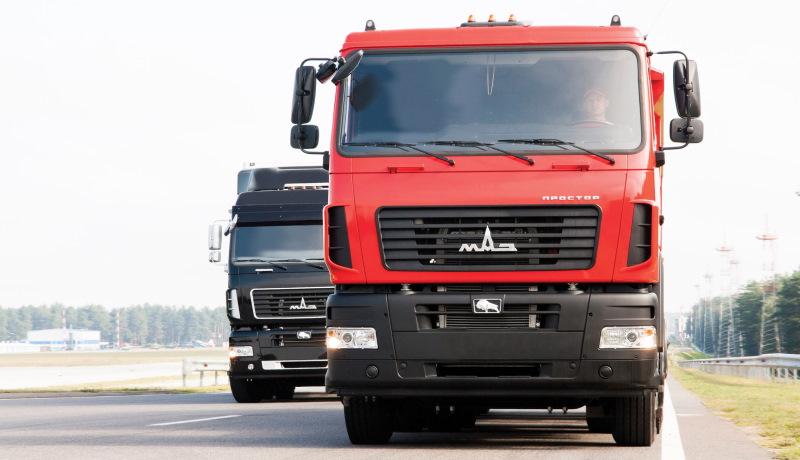 Белорусский МАЗ перейдёт на использование китайских моторов