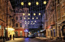 Светодиодные уличные украшения от компании ТМ Ялинка