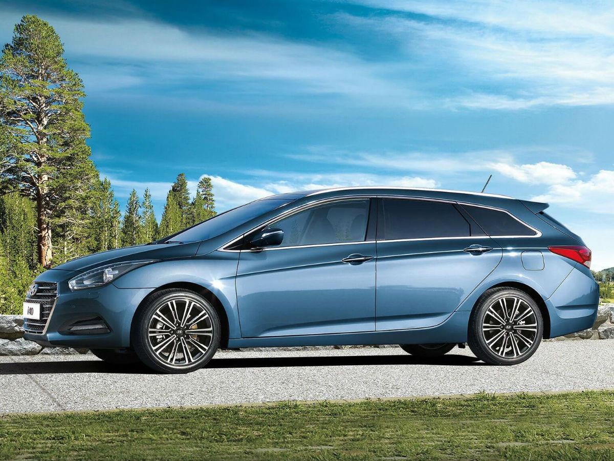 Что нужно знать о Hyundai I40 Wagon?
