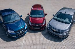 Востребованные модели Chevrolet