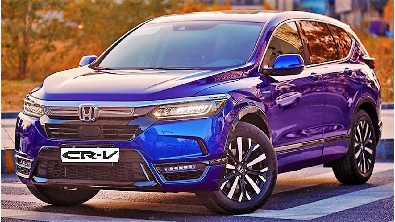 Обновленная Honda CR-V, стоит ли присматриваться к такой покупке?