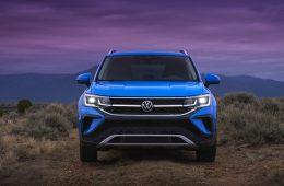 Начались продажи VW Taos — цены