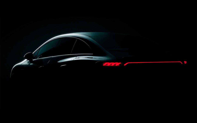 В сентябре Mercedes покажет седан EQE и еще несколько новинок