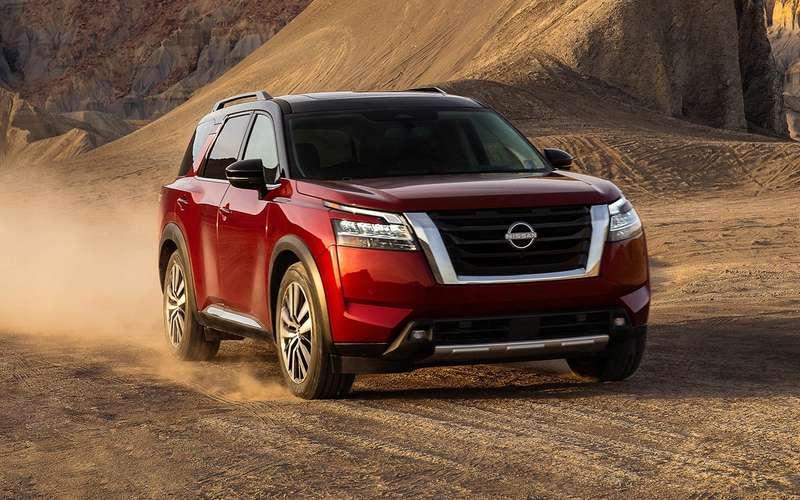 Nissan дразнит россиян новым Pathfinder, который пока нельзя купить