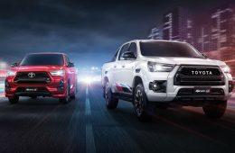 Toyota выпустила Hilux в спортивном обвесе