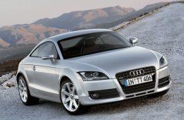 Обзор автомобиля Audi TT II