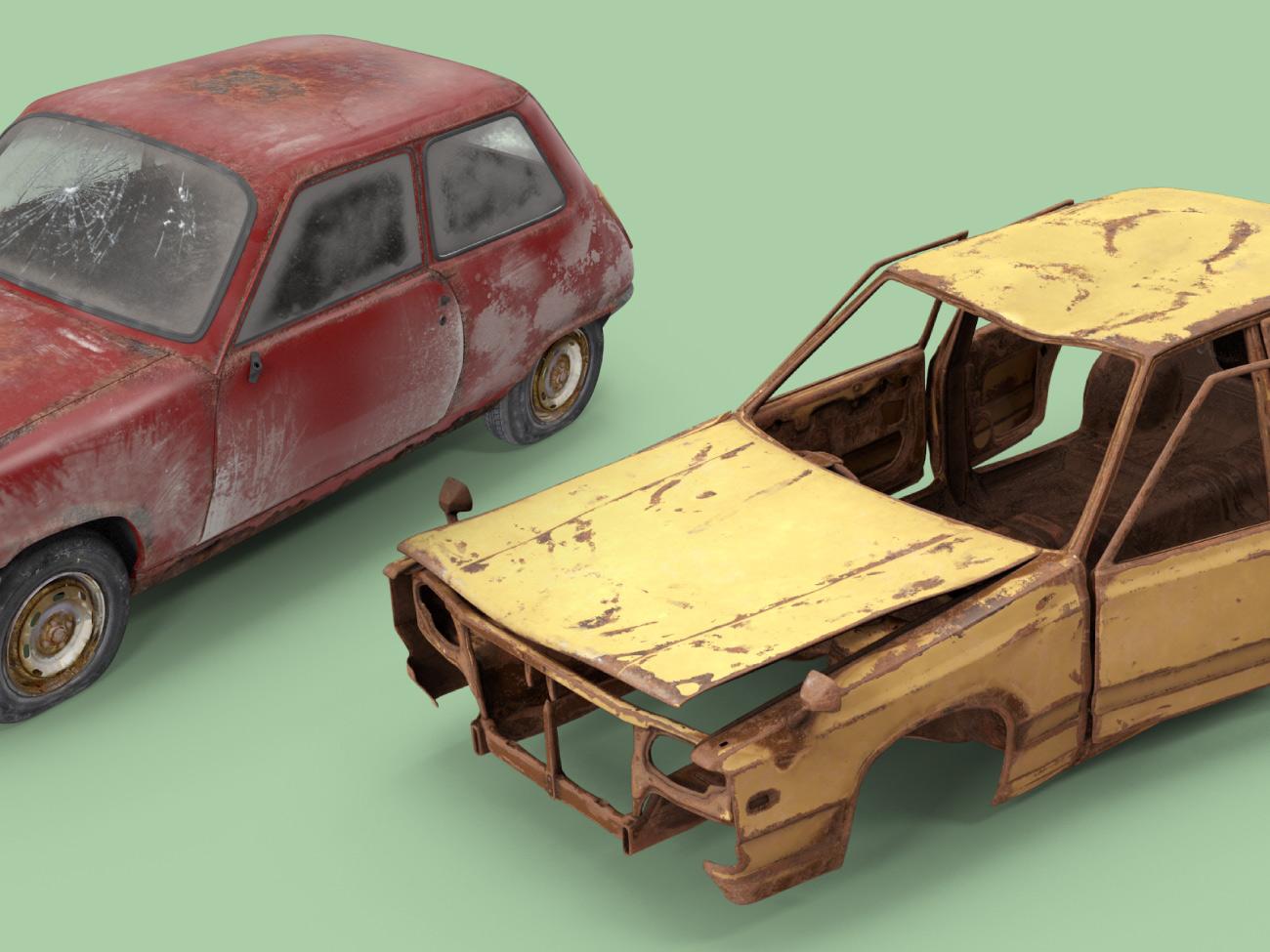 Лучший способ избавиться от старой машины