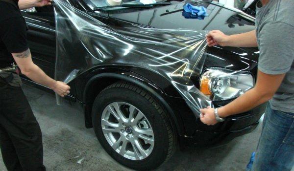 Для чего нужна антигравийная защита кузова автомобиля?