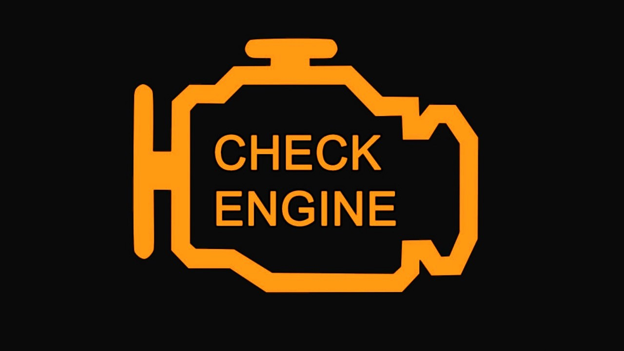 Основные причины, из-за которых может загореться индикатор «Check Engine»