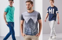 Стильная мужская футболка – как выбрать?