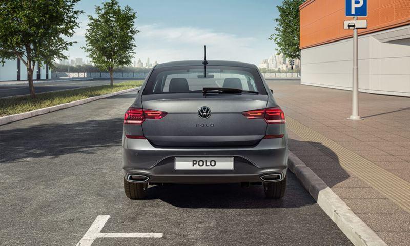 Volkswagen Polo на выгодных условиях в Краснодаре