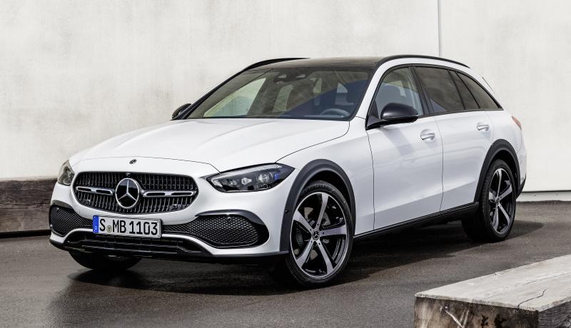 Универсал Mercedes-Benz C-класса получил внедорожную версию