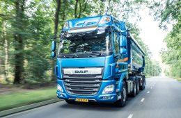 Маневренность, экономичность, надежность — грузовики DAF CF