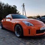 Nissan 350Z получает новые моторы!