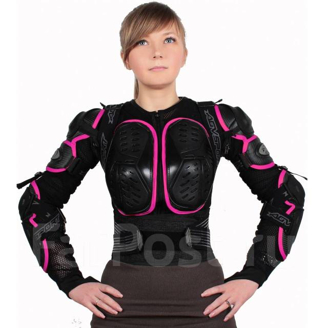 Женский мотоциклетный костюм — шик и элегантность