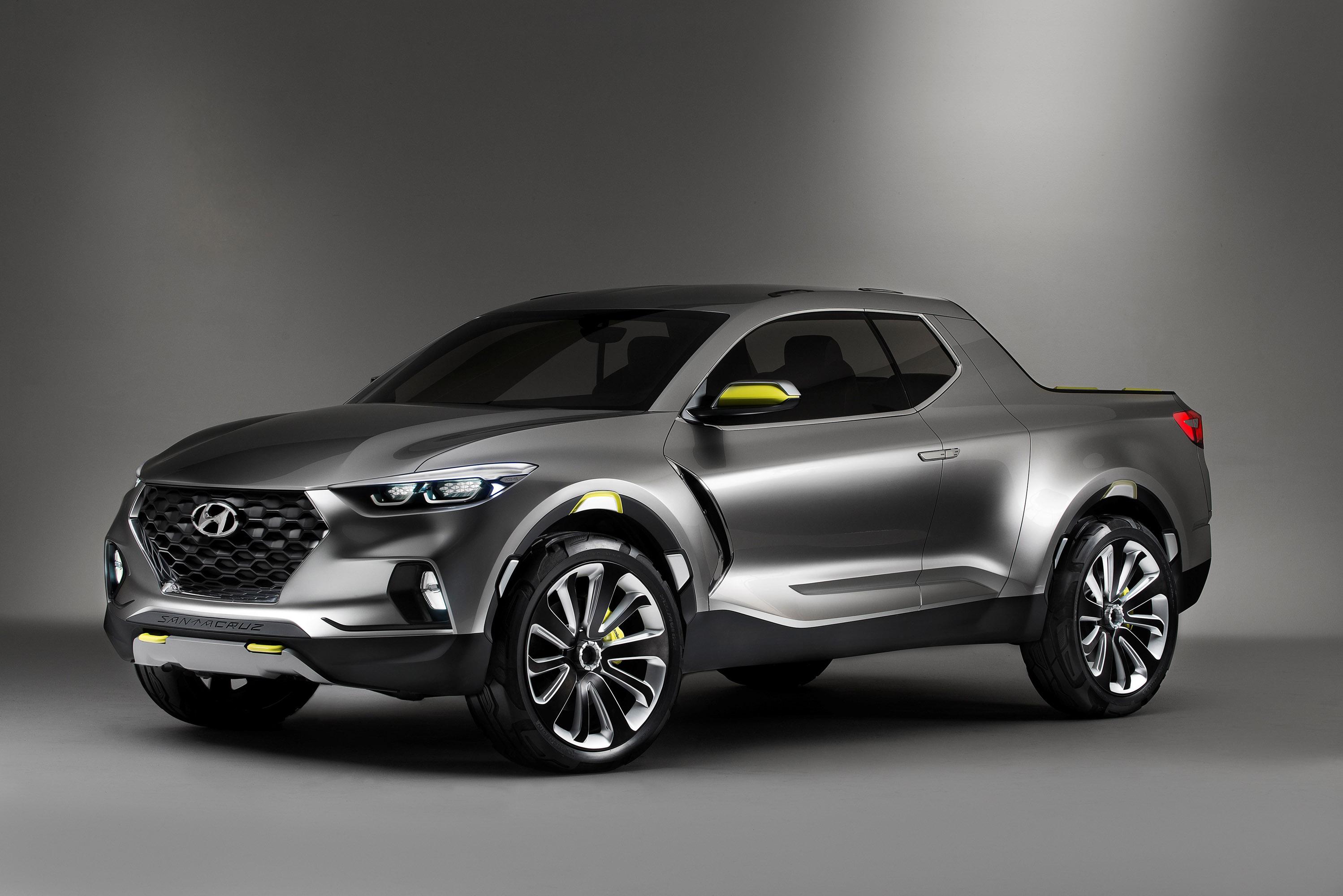 Новый Hyundai Santa Cruz — появились первые обзоры