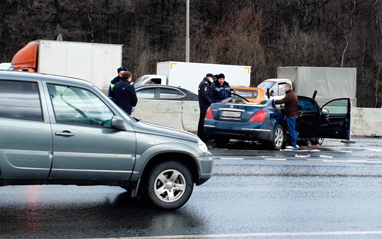 ГИБДД назвала самую опасную трассу Москвы