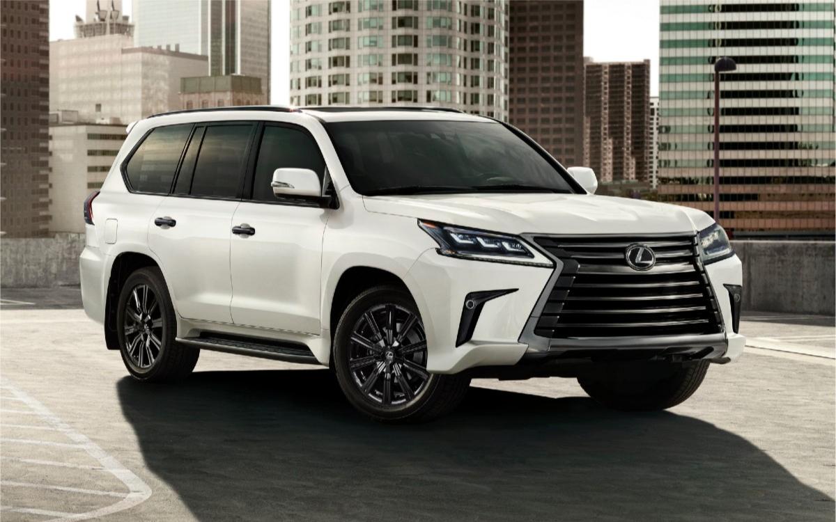 Lexus отложит премьеру нового LX из-за дефицита микрочипов