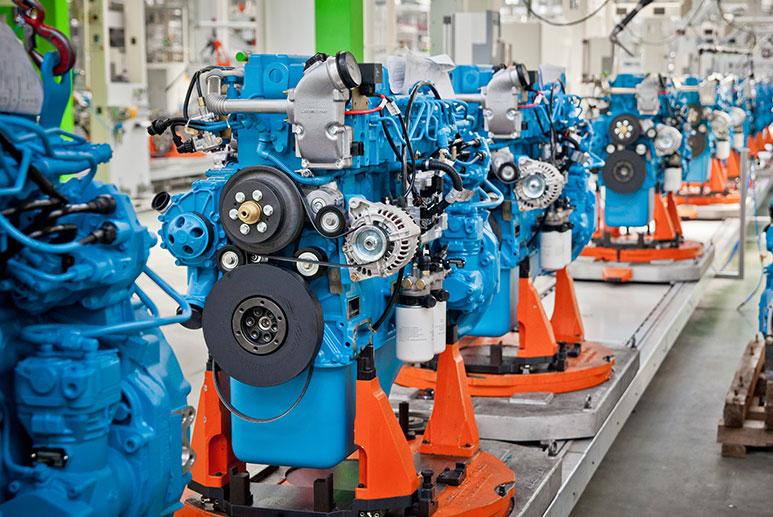 Двигатели Ярославского моторного завода