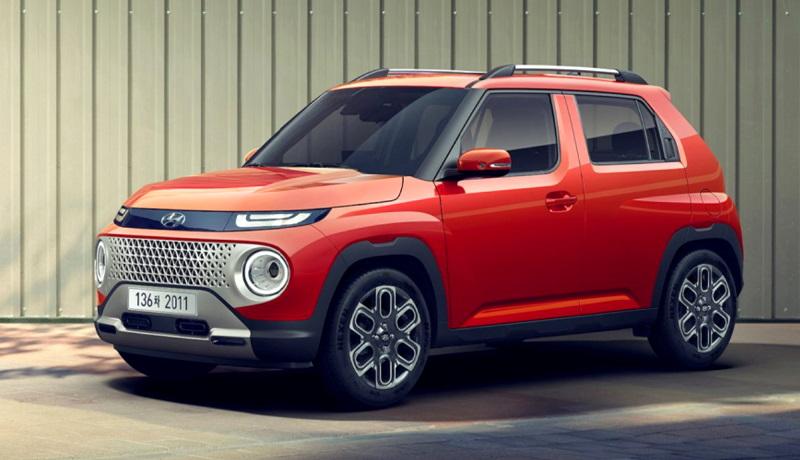 Новый псевдо-кроссовер Hyundai: необычный дизайн и трёхцилиндровые моторы