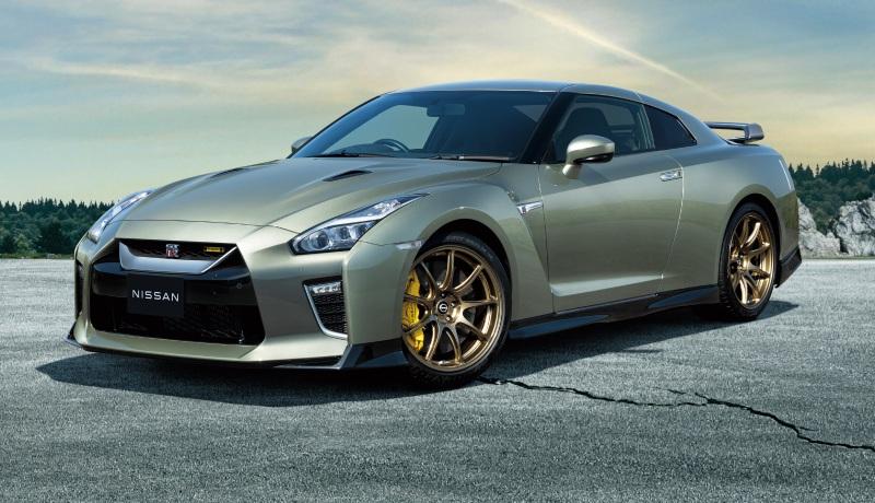 Японцы сделали новую версию суперкара Nissan GT-R
