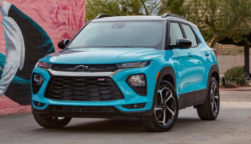 Новый кроссовер Chevrolet для России: стартовали продажи