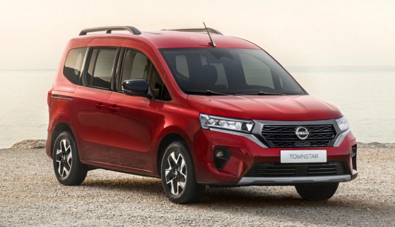Nissan представил новую коммерческую модель для Европы