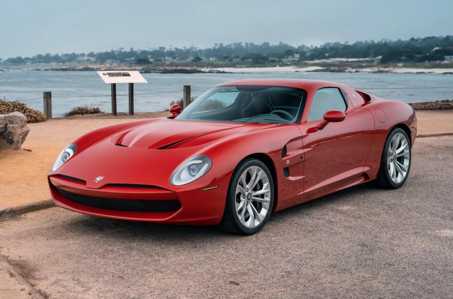 Первый экземпляр возрожденного купе Iso Rivolta выставили на продажу