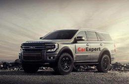 Ford разрабатывает новый Everest: внедорожник попался фотошпионам