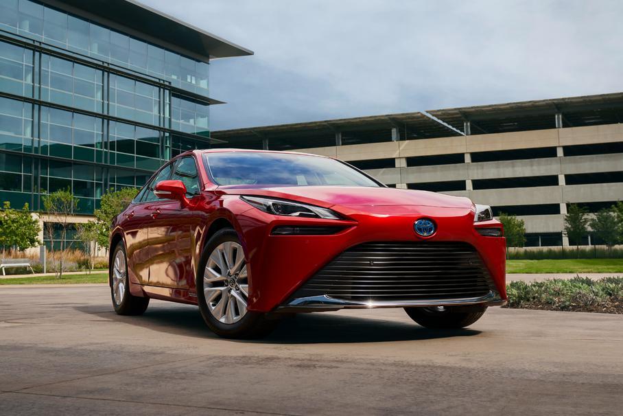 В автомобилях Toyota начали использовать растительный биопластик