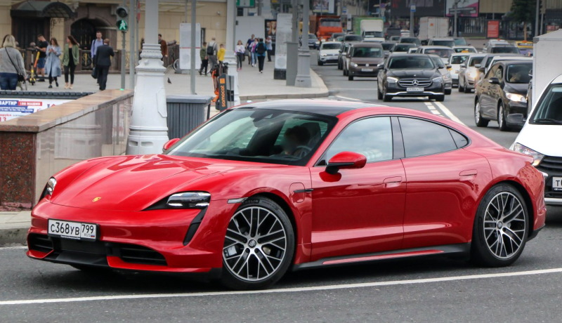 Два десятка автомобилей Porsche отзовут из-за дефекта подвески