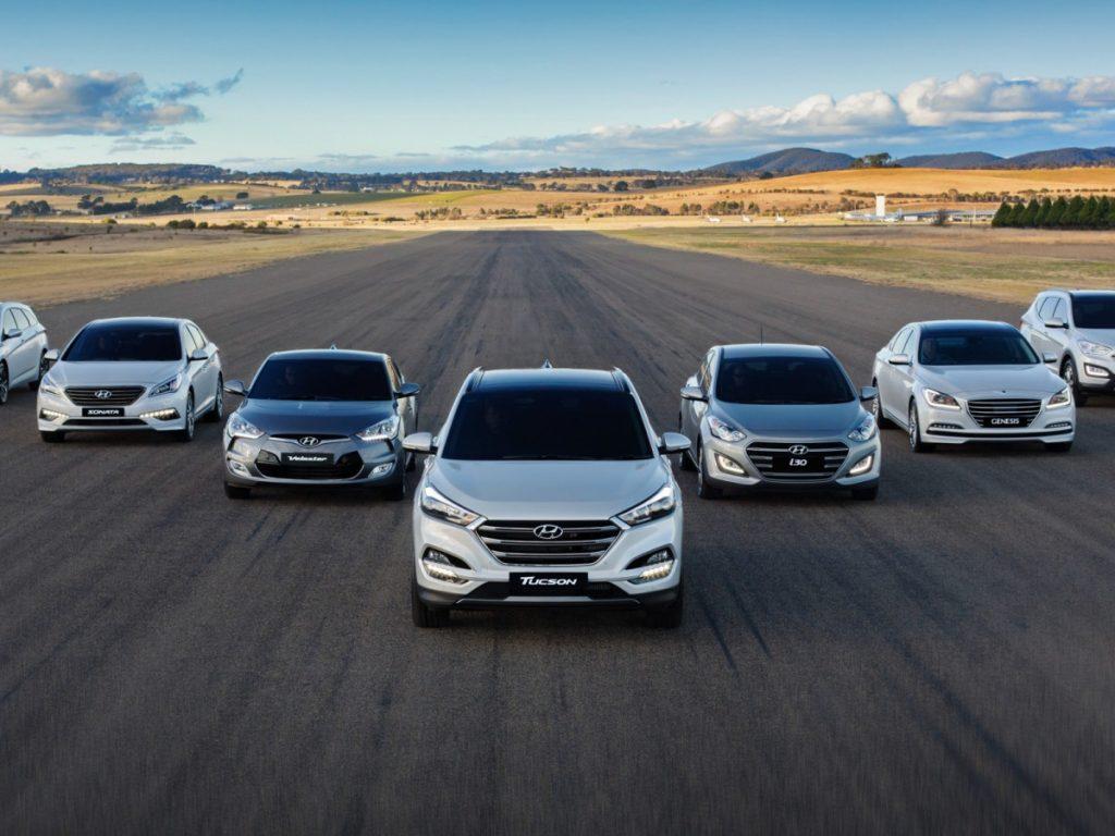 Что сегодня предлагает Hyundai