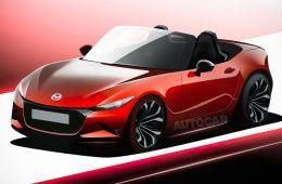 Будущий Mazda MX-5 пообещали не переводить на электричество