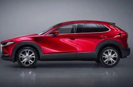 Mazda готовит новый кроссовер: первое изображение CX-60
